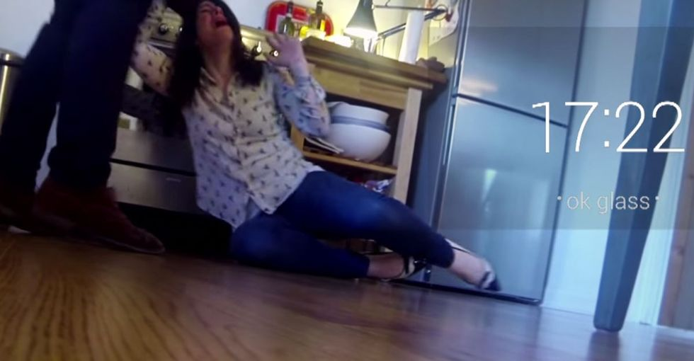 A Woman Shares Her Day Through Google Glass. It Seems Lovely And Ordinary — Until The End.