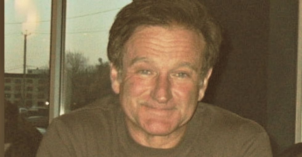 We need to talk about the way we talk about Robin Williams' suicide
