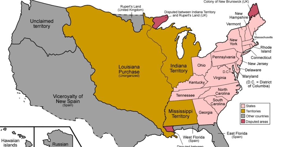 This is roughly 200 years of American history in one mesmerizing GIF.