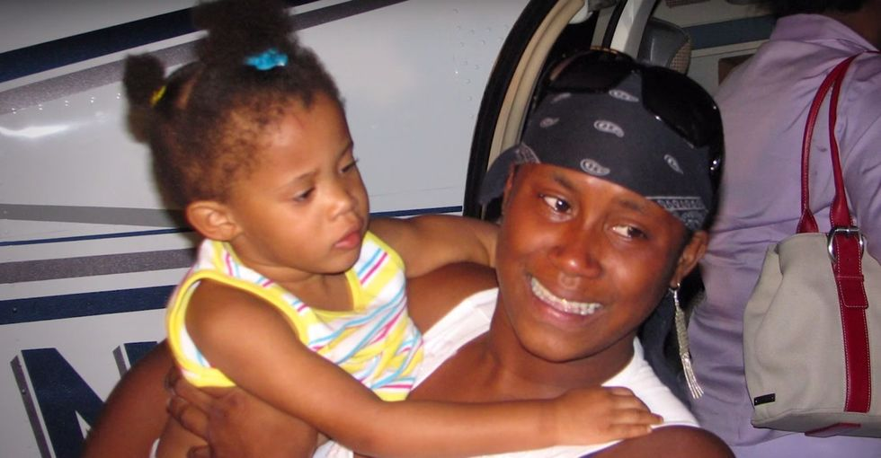 10 years after Hurricane Katrina, a mom recalls the 4 days her daughter was lost.