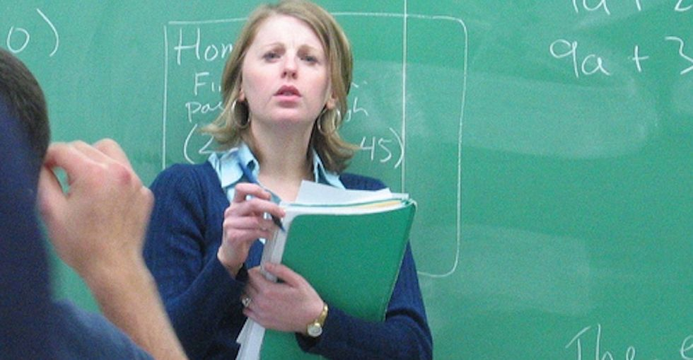 12 things you should never, ever say to teachers.