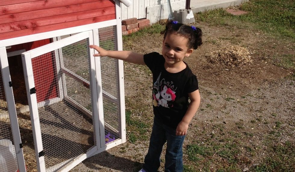 The Story Of This Girl's Adoption Has More Twists Than An Inordinately Twisty Twizzler