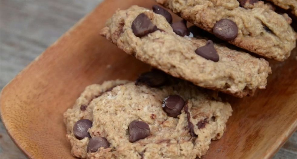 Guess What Food Source Will Feed Billions And Reclaim Land And Can Even Be Made Into Cookies