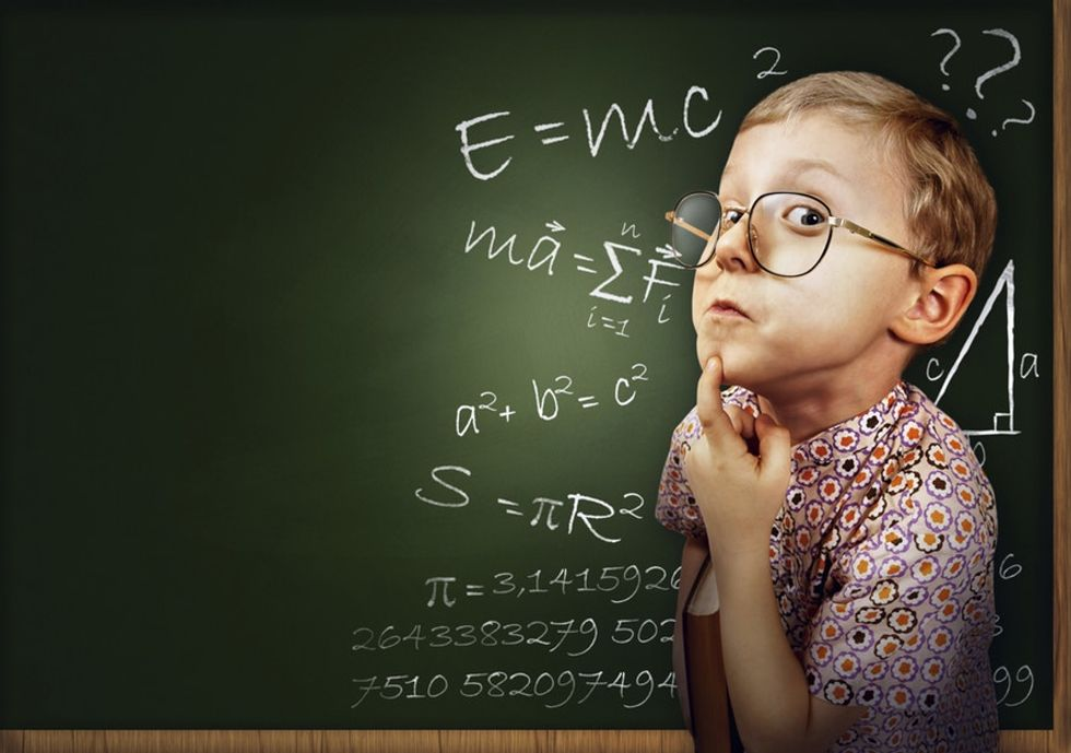 Here's why simply going to school makes some brilliant kids think they're not smart