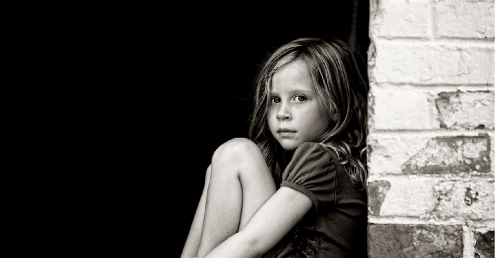 What 3 Out Of 10 Homeless Adults Today Had In Common As Kids