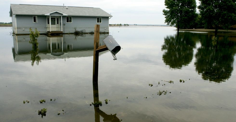 You Know All The Scary Talk About Sea Levels Rising That Seems Like A Bunch Of B.S.? Well...
