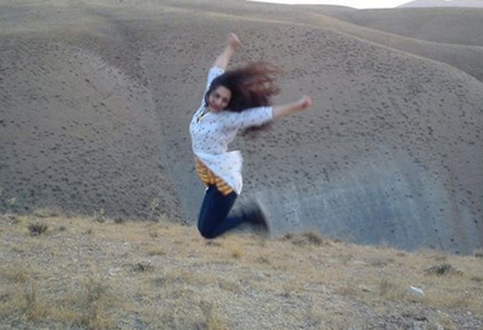 These Awesome Iranian Women Are Throwing Away Their Hijabs And Posting The Photos On Facebook