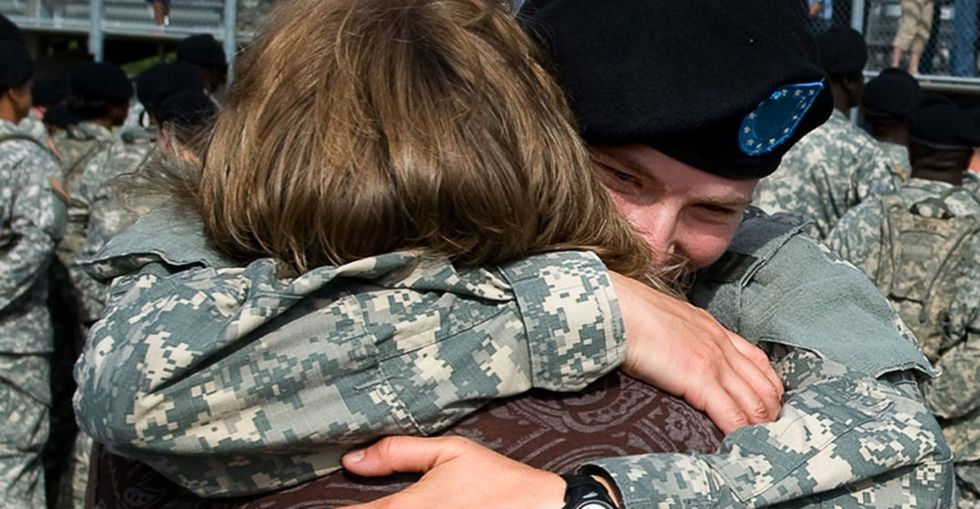Ever stressed about what to say to veterans? One vet explains exactly what he'd like to hear.