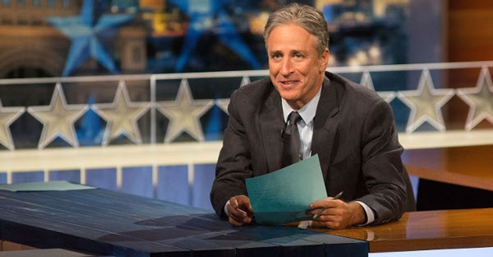 6 times something Jon Stewart said or did actually made a difference in the world