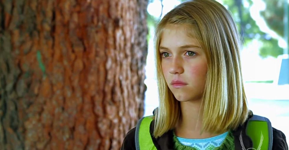 A Young Girl Is Treated Badly Because She's Straight In A Video That Gives Us All Some Perspective