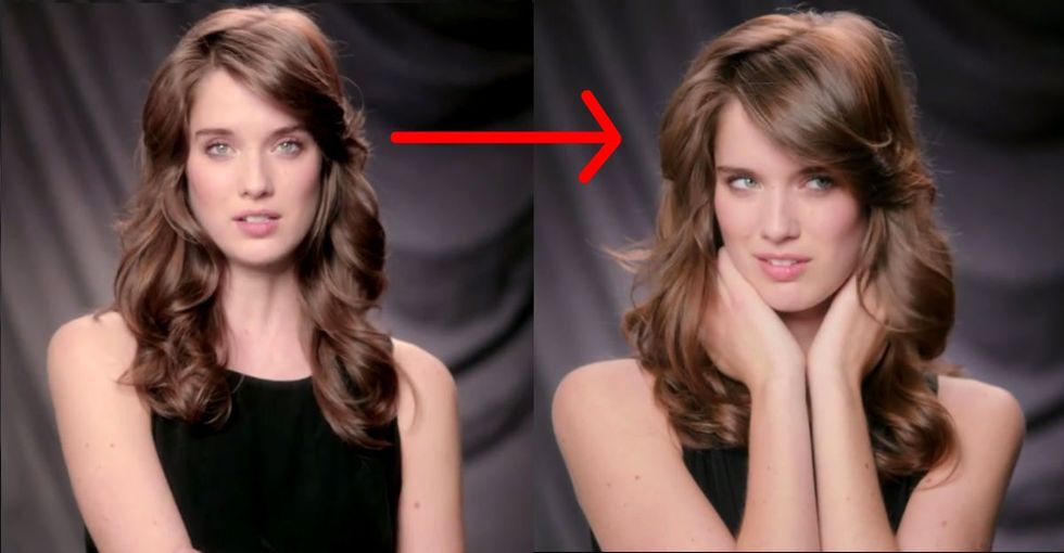 These Models Thought They Were Shooting A Sexy Commercial, But Then It Got Awkward And Impossible
