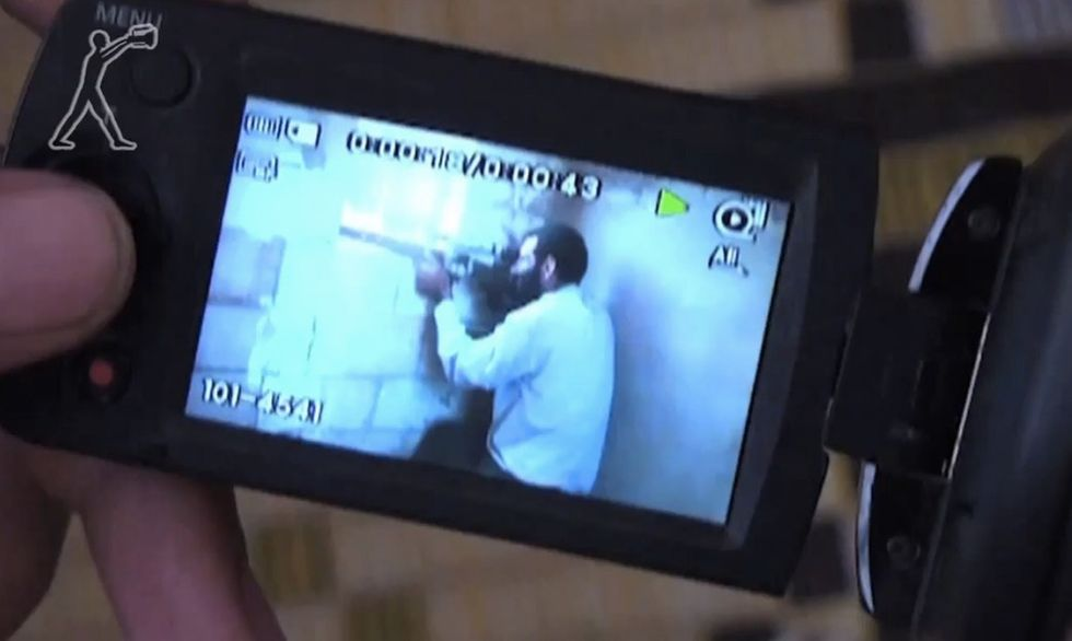 How war gets filmed when other countries won't send their journalists in