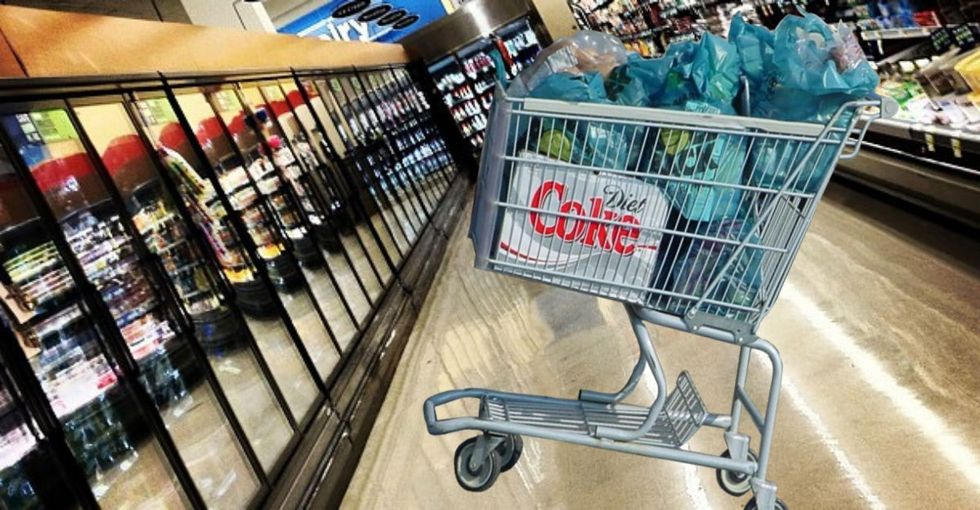Everyone Hates Grocery Shopping. But With This Info When You Hit The Aisles? Scene Control.