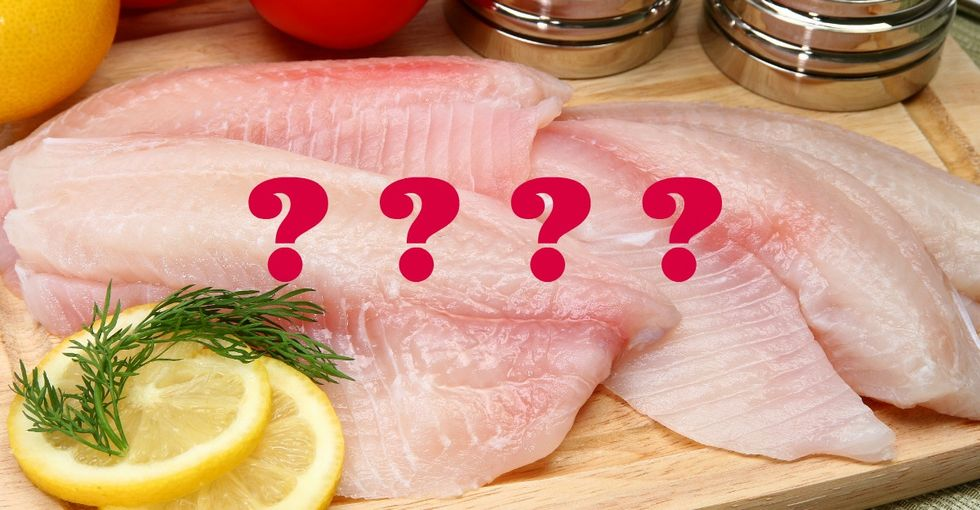 1/3 Of The Fish We Buy And Eat Is Not What It Says It Is