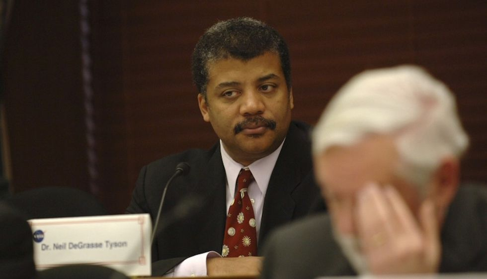 If You Want A Bit Of An Ego Trip, Check Out The Origin Of Humanity According To Neil deGrasse Tyson