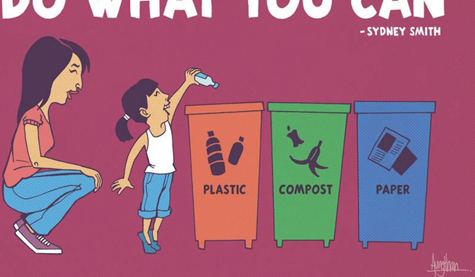 The Recycling Mistake Millions Of People Make Every Day