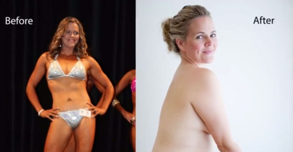 The Story Behind One Of The Best Before-And-After Photos I've Ever Seen