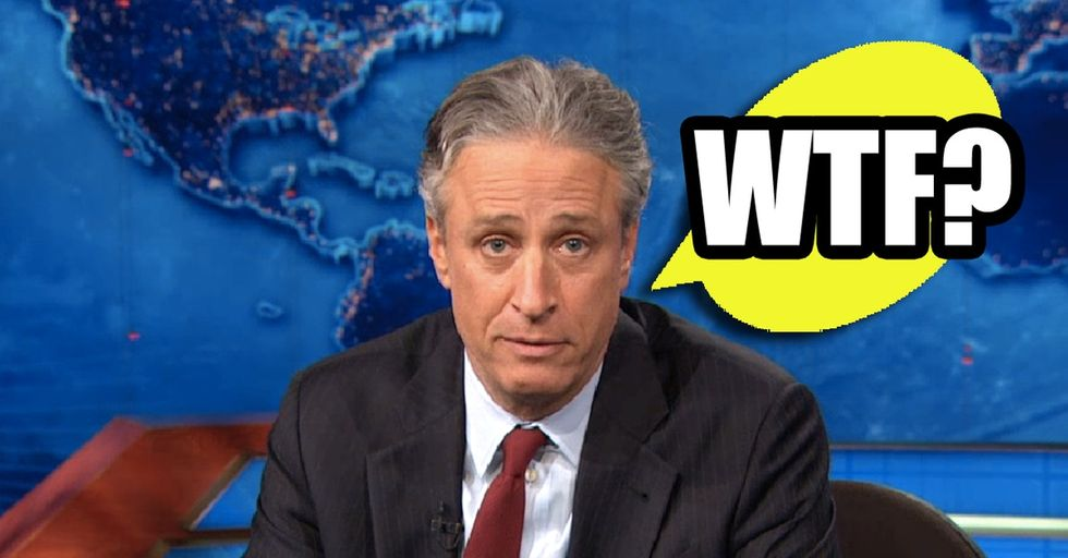 'The Daily Show' Makes A Point About The Ebola Epidemic That'll Have Naysayers Saying 'Touché'
