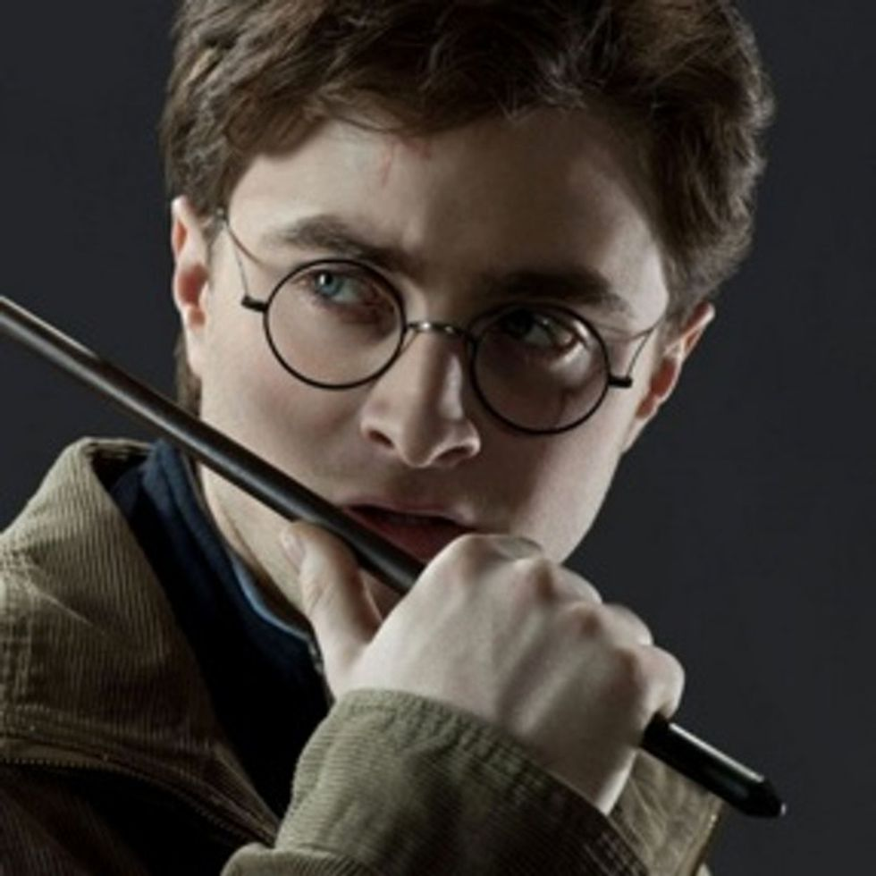 Harry Potter and the Prisoner of Antiquated immigration Laws.