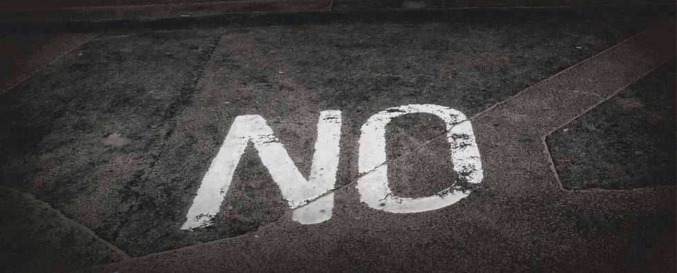 Saying 'no' can make you happier and healthier. Here are 5 steps to do it.