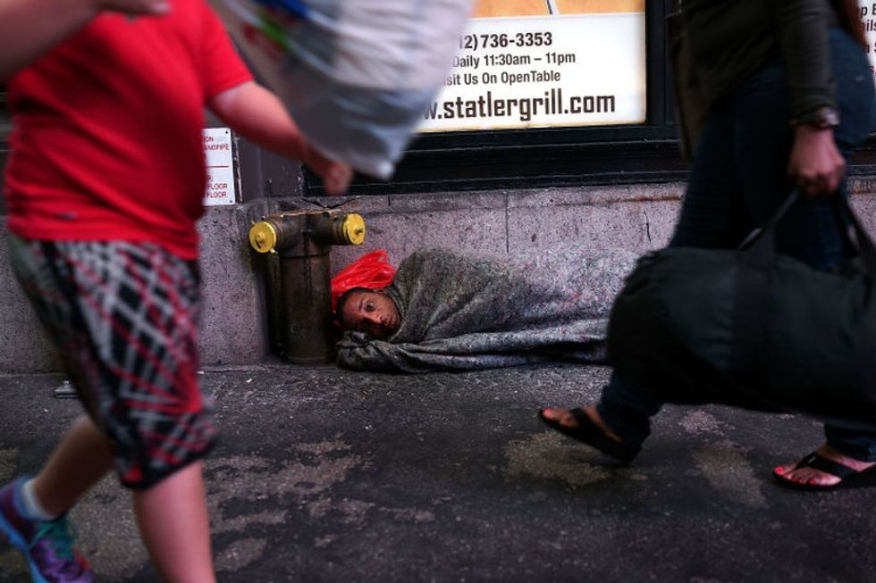 'Anti-homeless' laws have risen rapidly in U.S. cities. Finally, Washington responded.