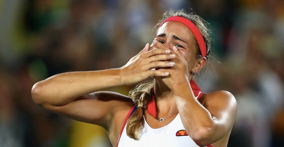 Monica Puig is the perfect example of why our human brains love underdogs.
