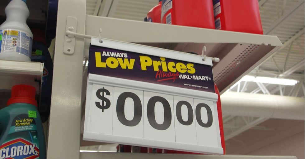 One Of The Easiest-To-Understand Cartoons About The Hidden Costs Of Boxmart — Er — I Mean Walmart