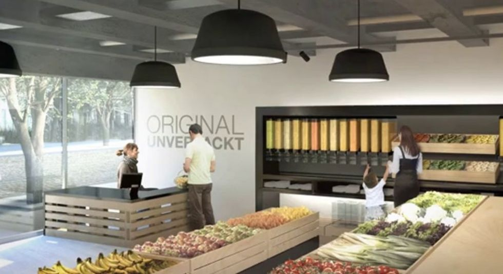 Genius Germans Invent Supermarket So Radically Simple You Don't Have To Speak German To Get It