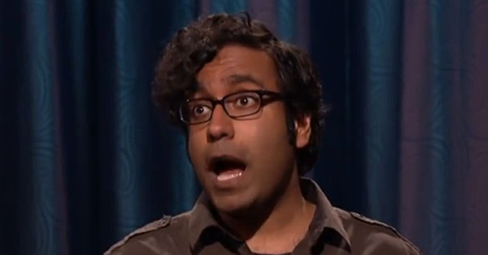 A comedian takes you around the world of discrimination in 5 hilarious jokes.