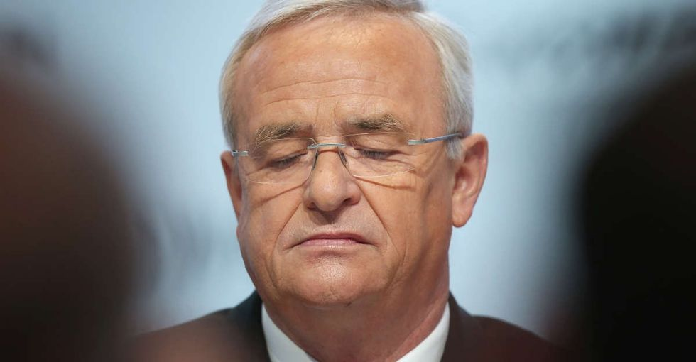 Volkswagen is in deep trouble. These 5 points explain the whole unbelievable scandal.