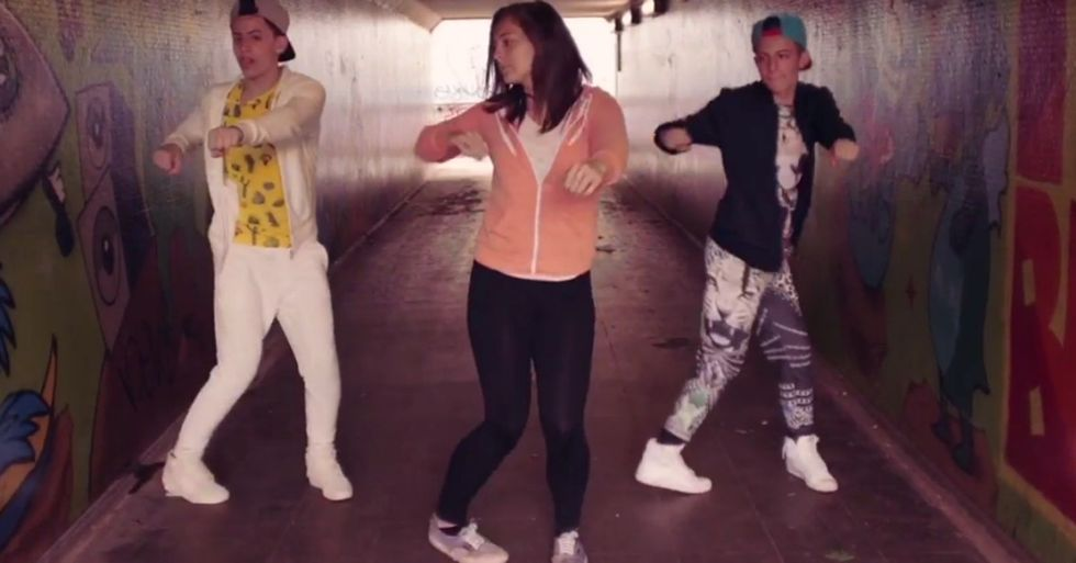 An Uplifting Summer Jam That Invites You To Bust A Move And Get Behind Every Word