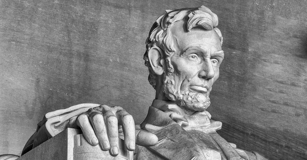 One quote from Abraham Lincoln might just surprise you.