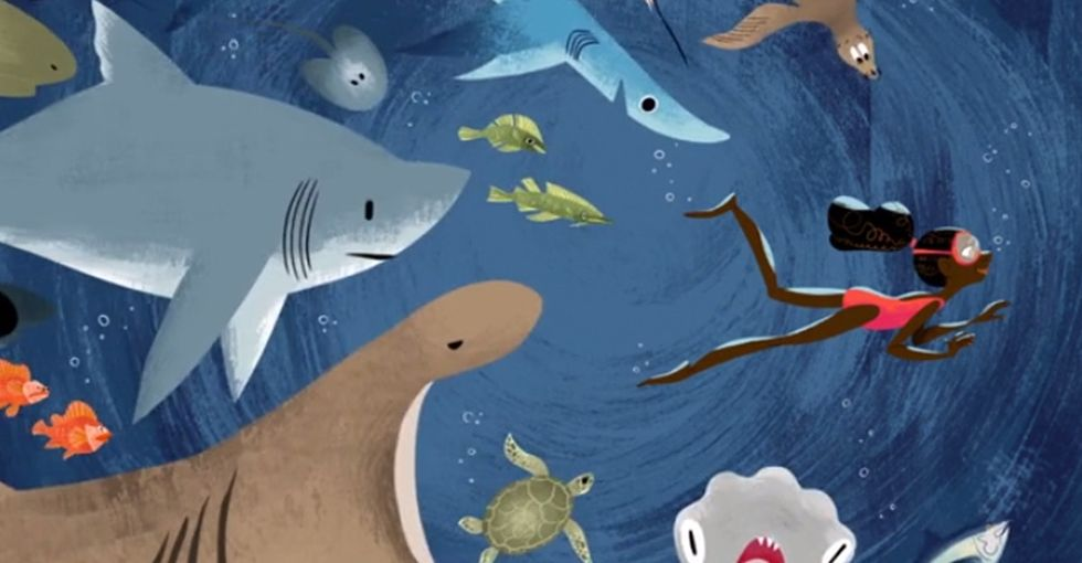 The Cutest Video About Shark Murder I've Ever Seen