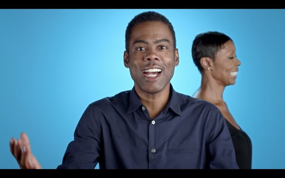 Louis C.K., Chris Rock, and Barack Obama join forces to get free community college for all.
