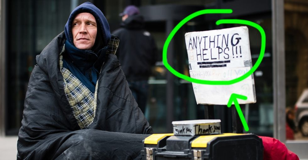 These Clever Designers Are Working With The Homeless To Make Fonts That Make A Difference