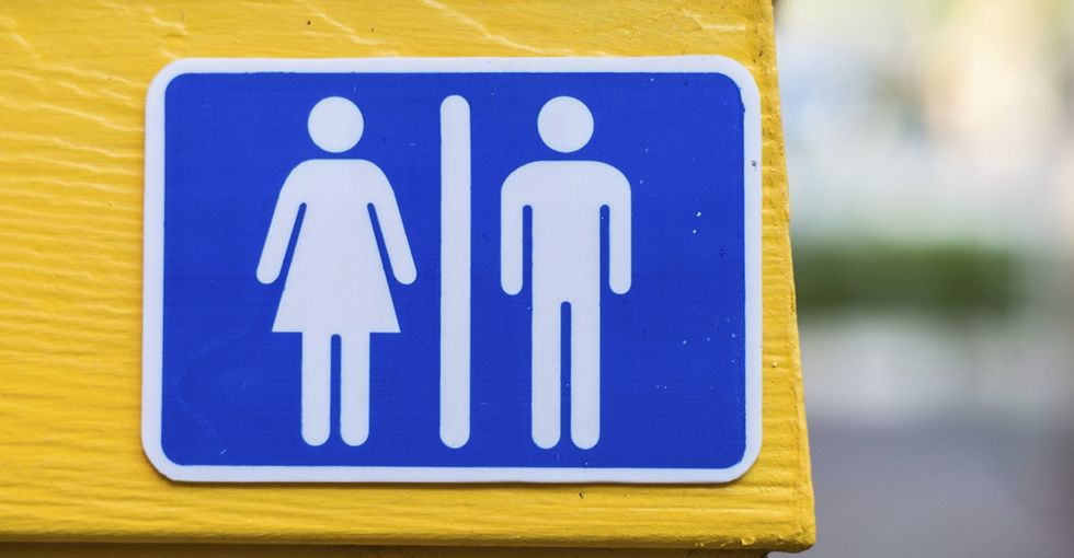 A Set Of Images That Points Out Why Those Bathroom Symbols Are So Friggin Silly (And Much More)