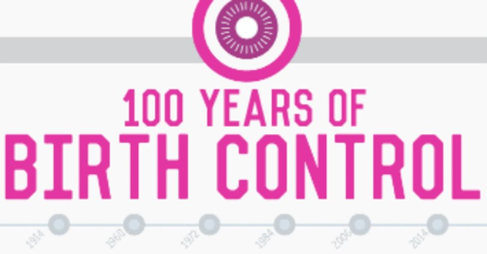 From Handcuffs To A Country Song To 100 Million Users, Look How Far The Pill Has Come