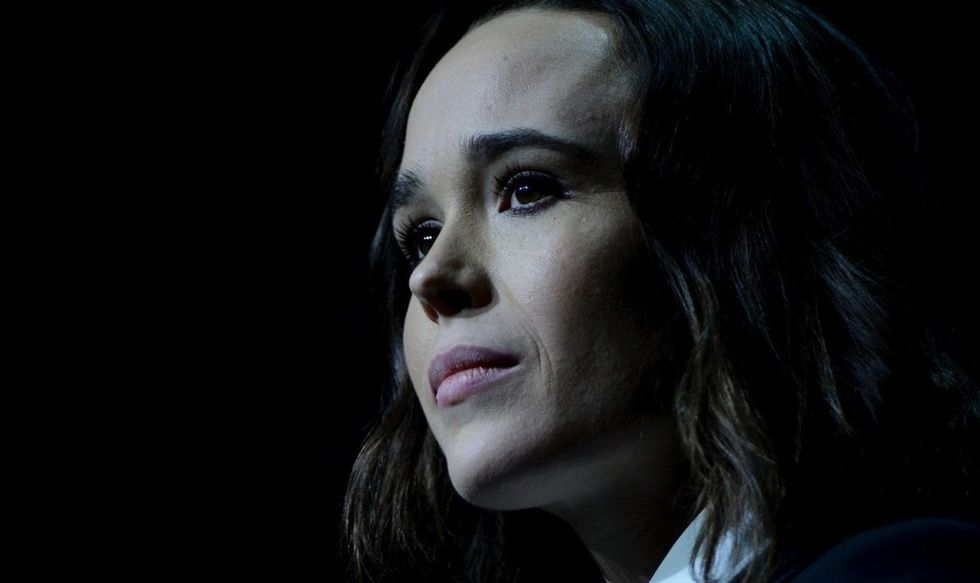 5 life lessons we learned watching Ellen Page's heartfelt acceptance speech.