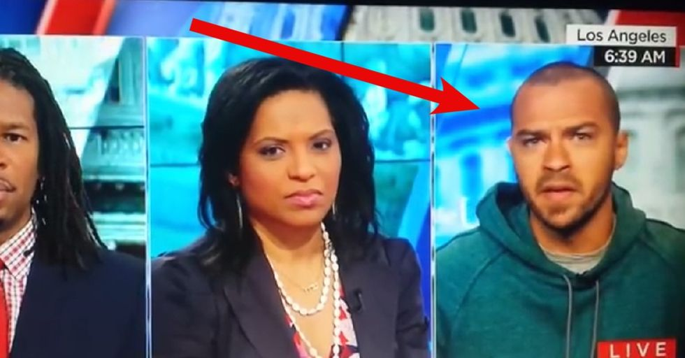Tired Of Hearing About Ferguson And Michael Brown? How About When It's Jesse Williams Talking?