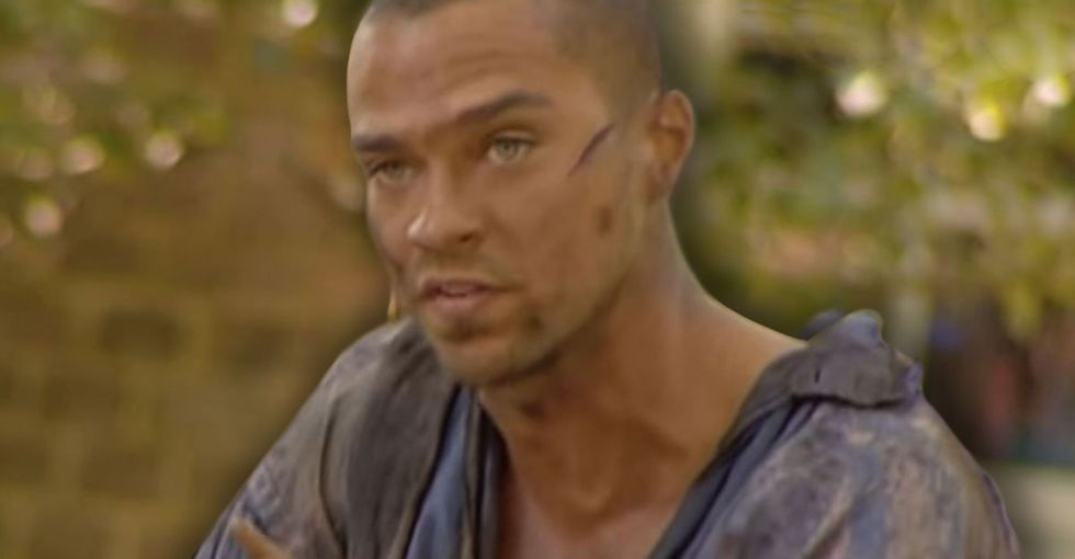Jesse Williams Accurately Describes Why I Spent Most Of My American History Class Rolling My Eyes