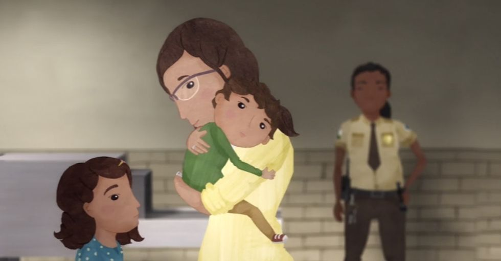 Sesame Street made a clip for kids who have a parent in prison. It'll break your heart.