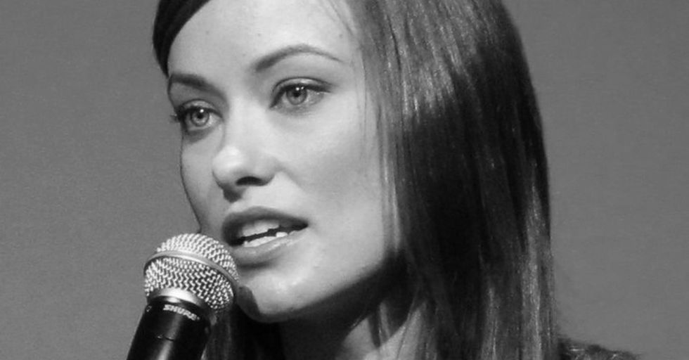 Olivia Wilde Tells A Sexist Movie Critic What She Thinks About His Opinion Of Her Butt
