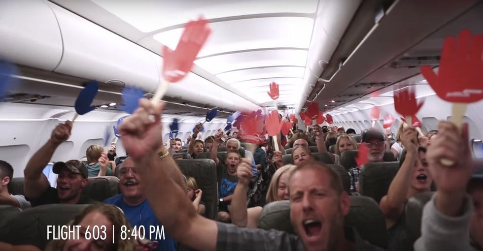 150 strangers had a chance to win a free vacation — but only if they agreed on one place.