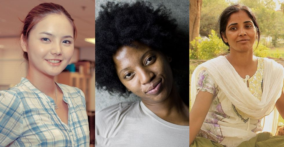 3 Women. 1 Diagnosis. 3 Different Countries. 3 Very Different Outcomes.