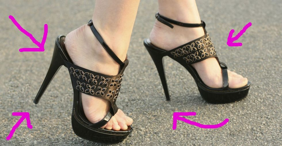 If Women Knew These Historical Tidbits About High Heels, Would They Still Wear Them?