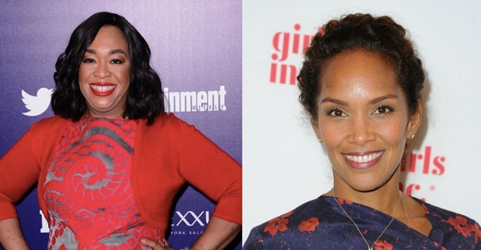 Shonda Rhimes isn't the only woman shaking up prime-time TV. Fall in love with Mara Brock Akil.