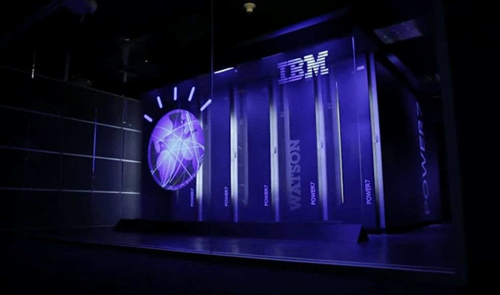 Could IBM's Watson lead us to a cure for cancer?