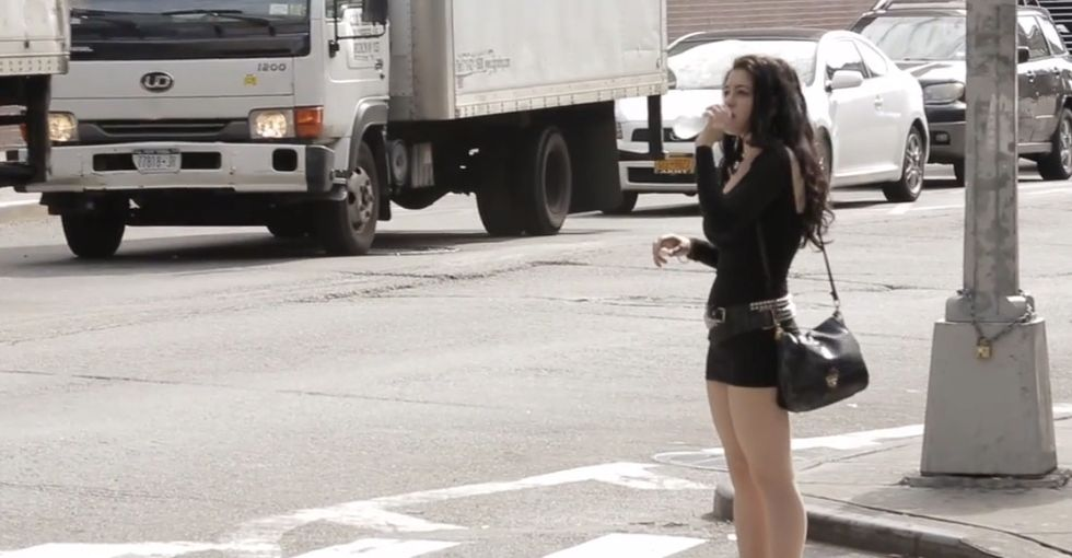 A Woman Wore A Hidden Camera To Show How Many Times In A Day She Gets Harassed. Argh.