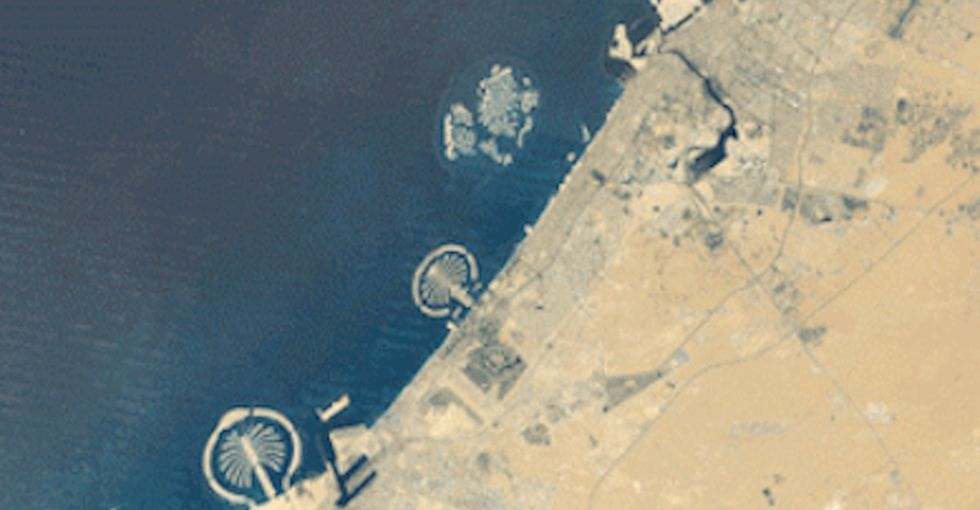 Once You Look At These 7 Satellite Photos, You Will Discover A Very Uncomfortable Truth