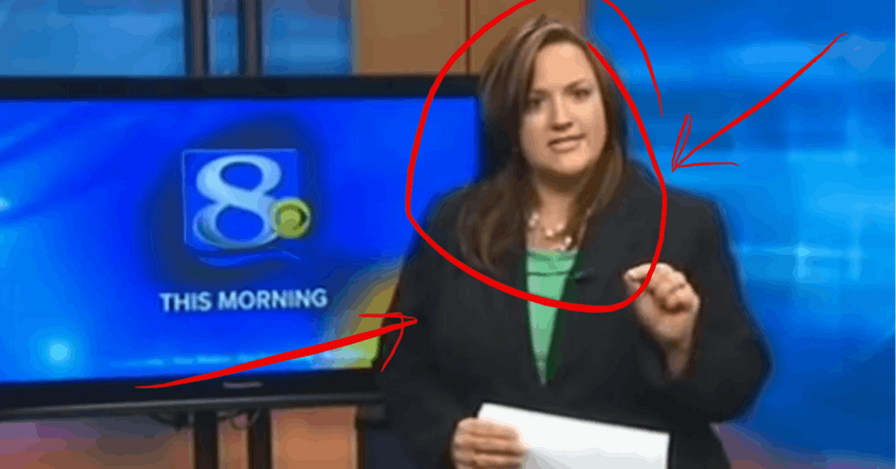 BOOM, ROASTED: This Lady Told Her Bullies To Shove It On Live TV